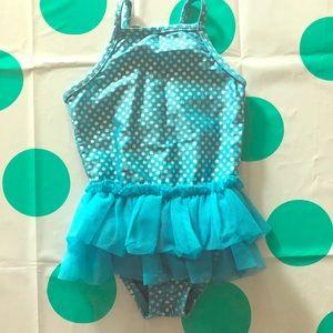 Baby Buns Bathing Suit!